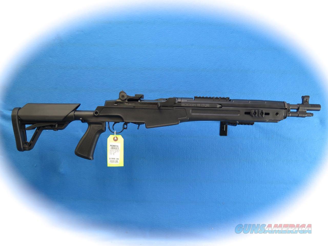 Springfield Armory M1A SOCOM 16 CQB 7.62MM Semi Auto Rifle **New**  Guns > Rifles > Springfield Armory Rifles > M1A/M14