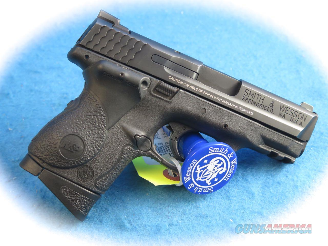 Smith & Wesson M&P9C w/CT Laser Grips 9mm Pistol **Used**  Guns > Pistols > Smith & Wesson Pistols - Autos > Polymer Frame