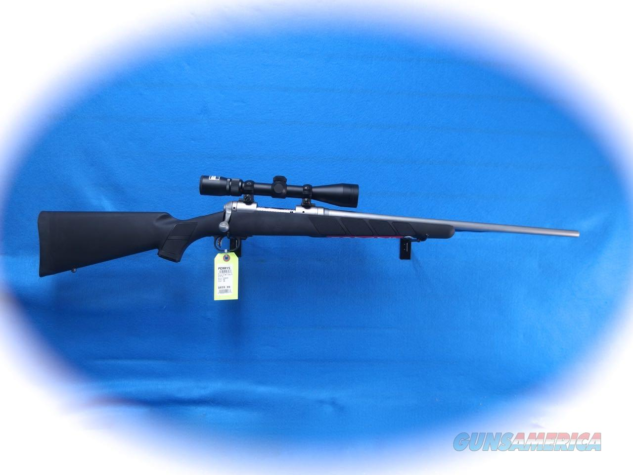 Savage Model 16 Trophy Hunter XP .308 Win Rifle W/Scope **New**  Guns > Rifles > Savage Rifles > 16/116