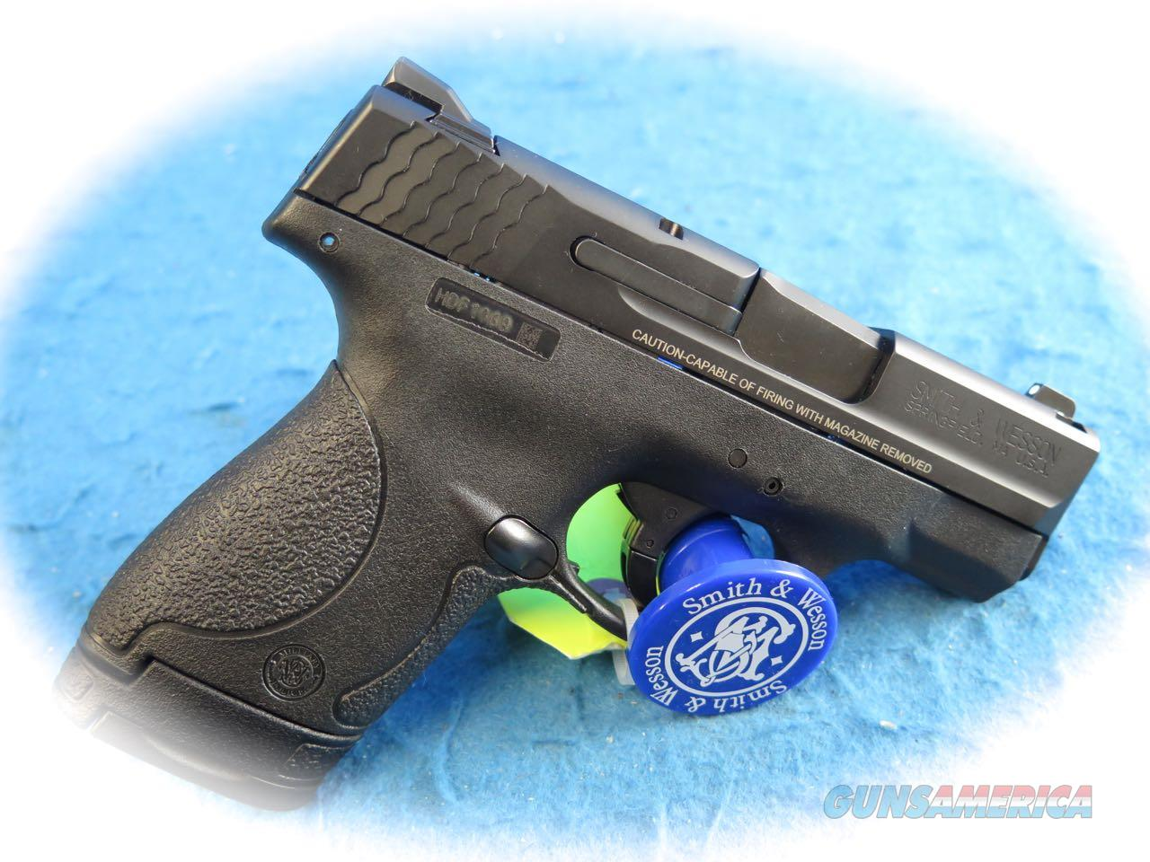 Smith & Wesson M&P Shield 9mm Pistol N/TS Model 10035 **New**  Guns > Pistols > Smith & Wesson Pistols - Autos > Shield