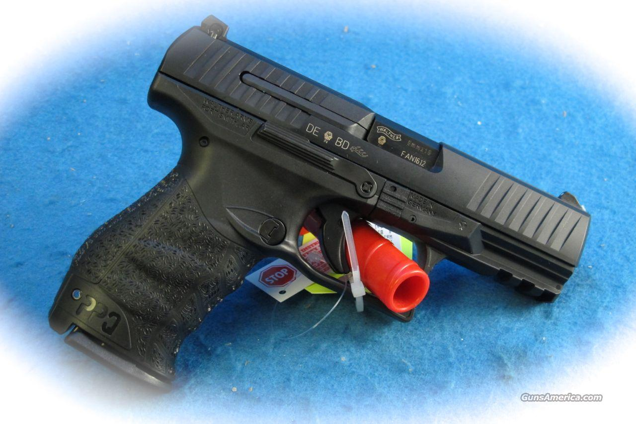 Walther PPQ-M2 9mm Semi Auto Pistol **New**  Guns > Pistols > Walther Pistols > Post WWII > PPS