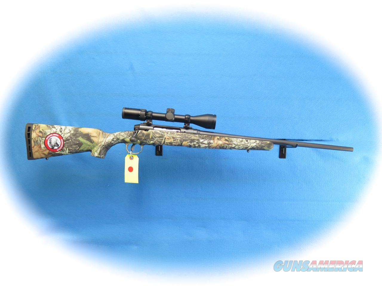 Savage Axis II XP Bolt Action Rifle/Scope Pkg. .308 Win Cal MOBU Camo SKU 22243 **New**  Guns > Rifles > Savage Rifles > Accutrigger Models > Sporting