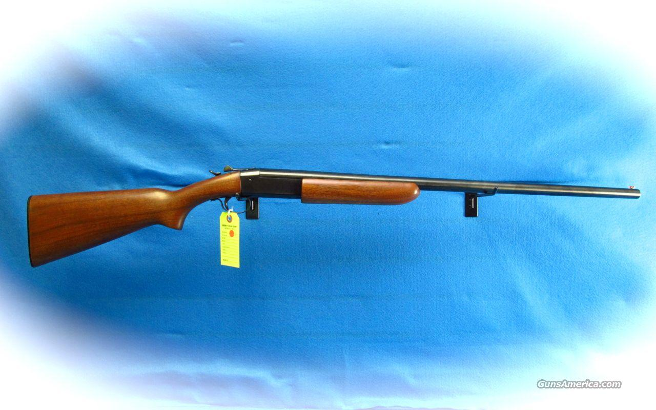 Winchester Model 37 16 Ga. Single Barrel Shotgun **Used**  Guns > Shotguns > Winchester Shotguns - Modern > Bolt/Single Shot