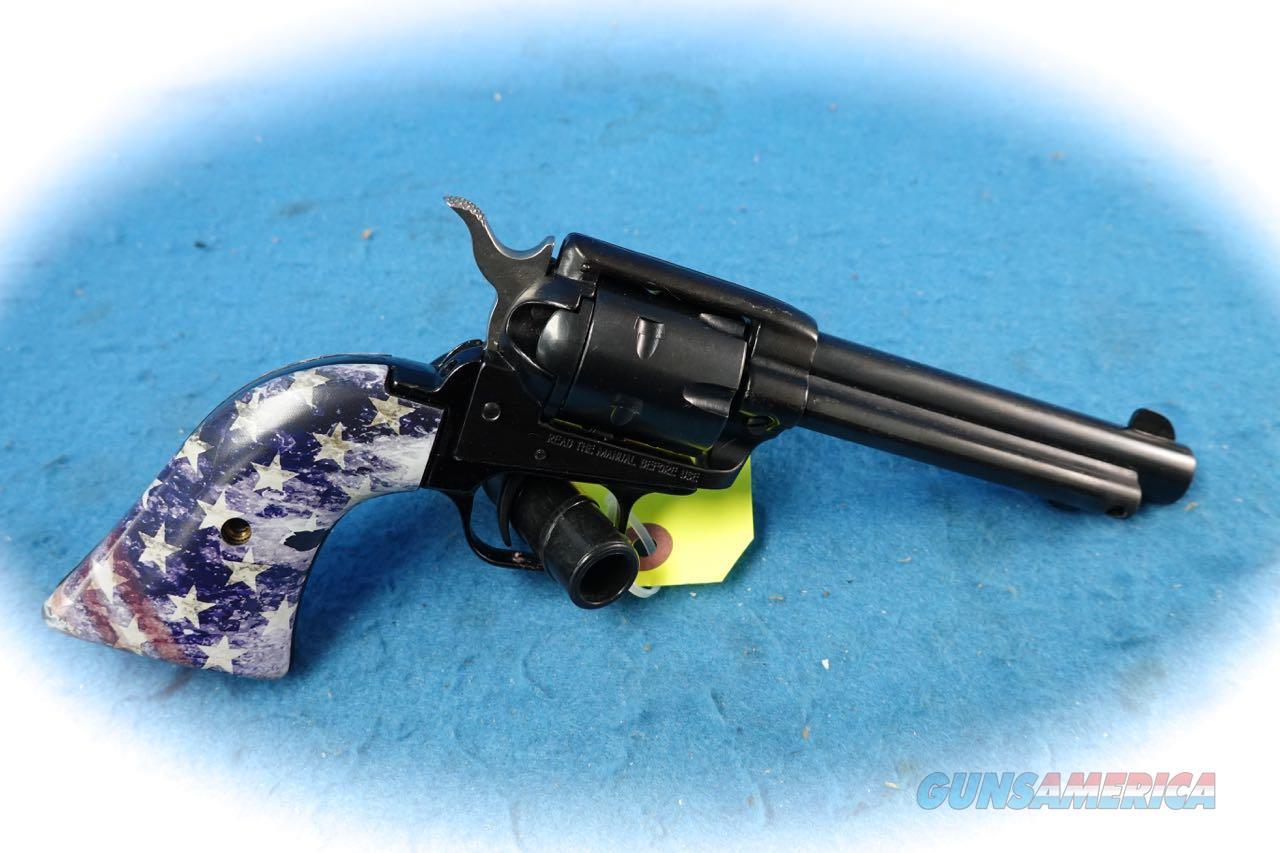 Heritage Rough Rider .22LR SA Revolver **Used**  Guns > Pistols > Heritage
