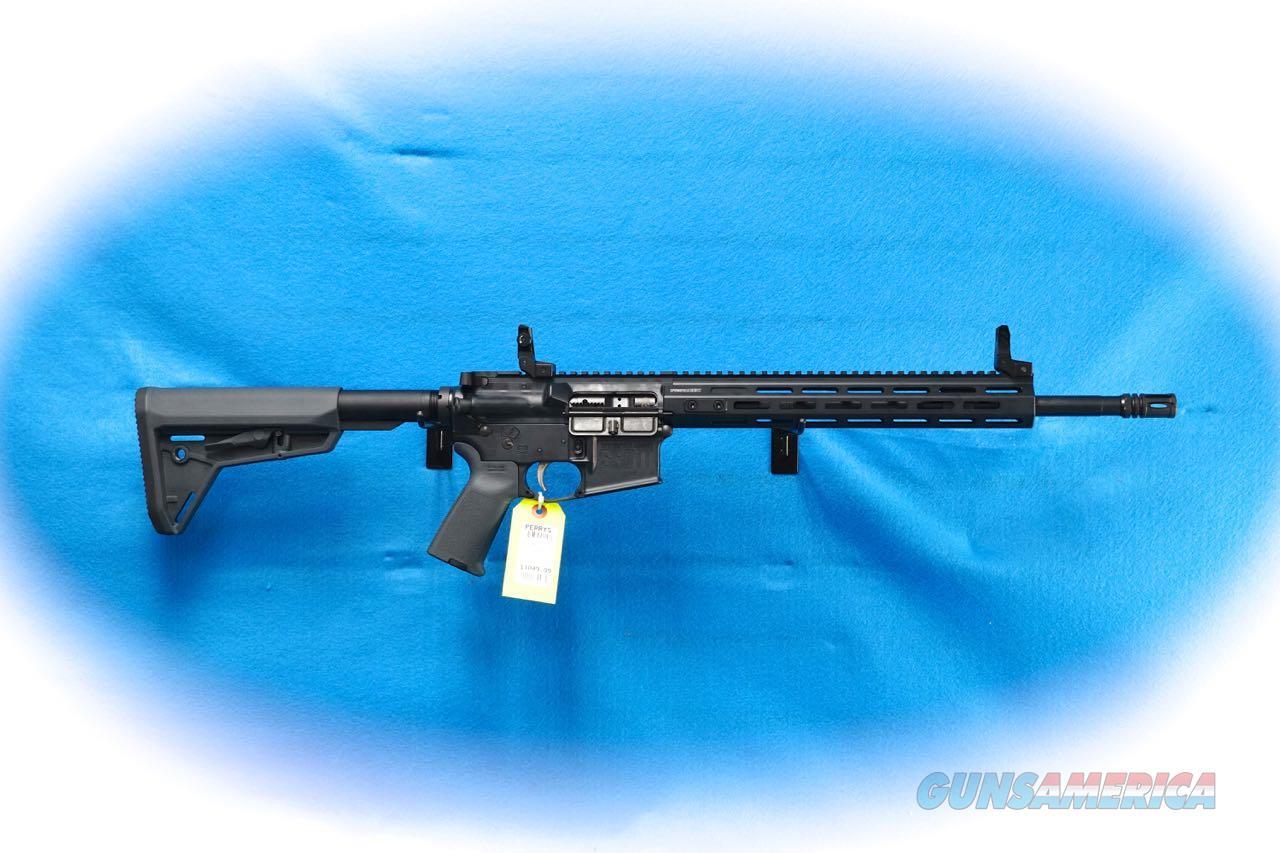 Springfield Armory Saint 5.56 w/Free Float Handguard Model ST916556GRYFFH **New**  Guns > Rifles > Springfield Armory Rifles > SAINT