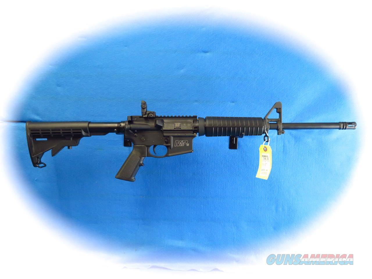 Smith & Wesson M&P15 Sport II 5.56MM Semi Auto Rifle Model 10202 **New**  Guns > Rifles > Smith & Wesson Rifles > M&P