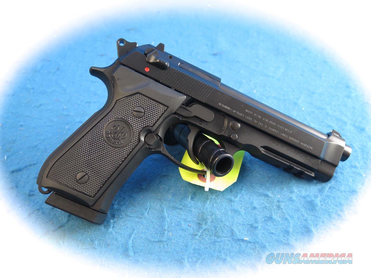 Beretta Model 92A1 9mm Semi Auto Pistol Made in Italy **New**  Guns > Pistols > Beretta Pistols > Model 92 Series