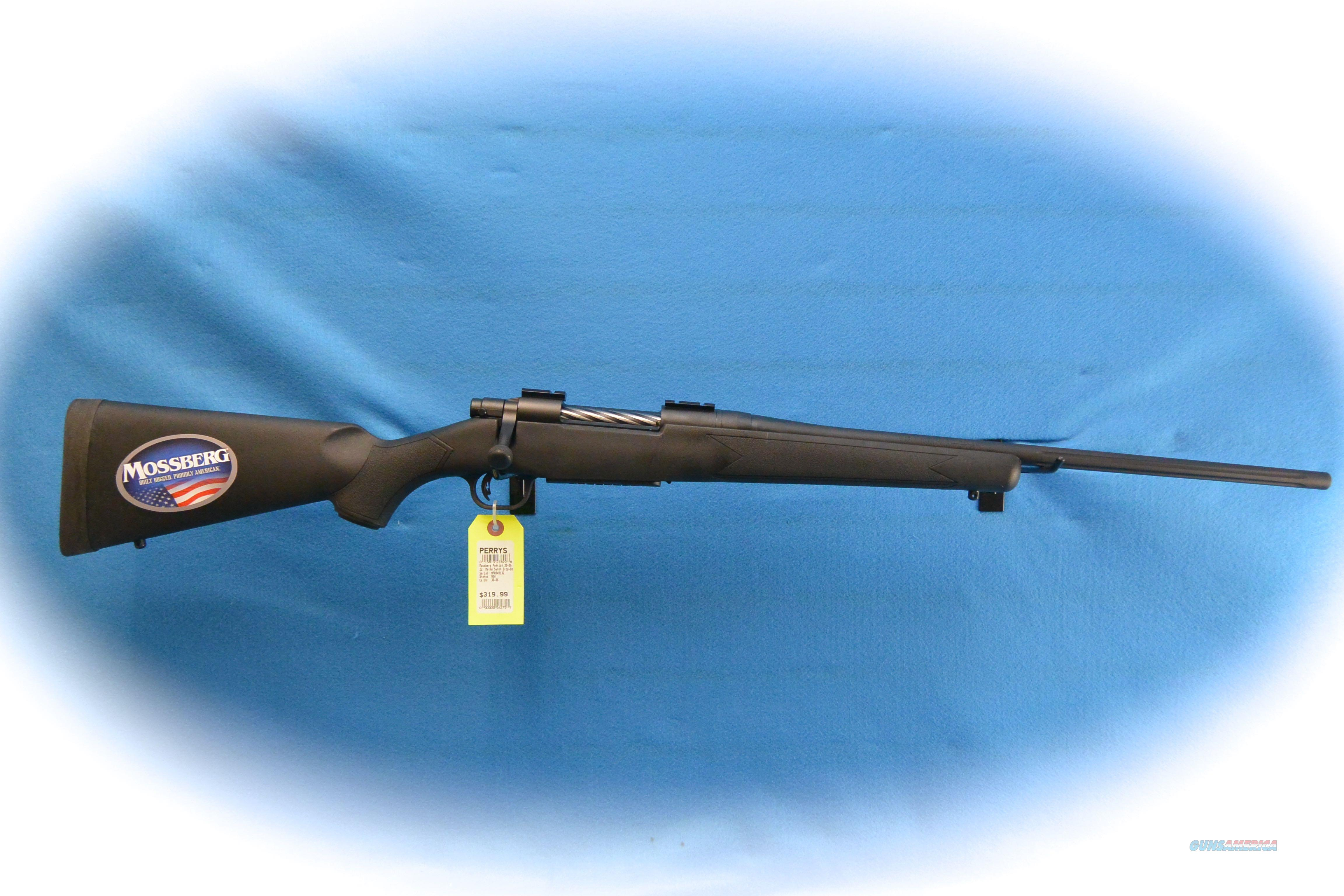 Mossberg Patriot Bolt Action Rifle .30-06 Springfield **New**  Guns > Rifles > Mossberg Rifles > Other Bolt Action