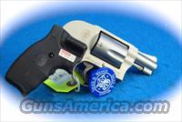 Smith & Wesson Model 638CT .38 Spl Revolver w/ Laser Grips **New**  Guns > Pistols > Smith & Wesson Revolvers > Pocket Pistols