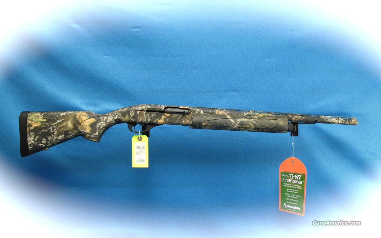 Liberty Auto Sales >> Remington 11-87 Compact 20 Ga. Shotgun Camo **N... for sale