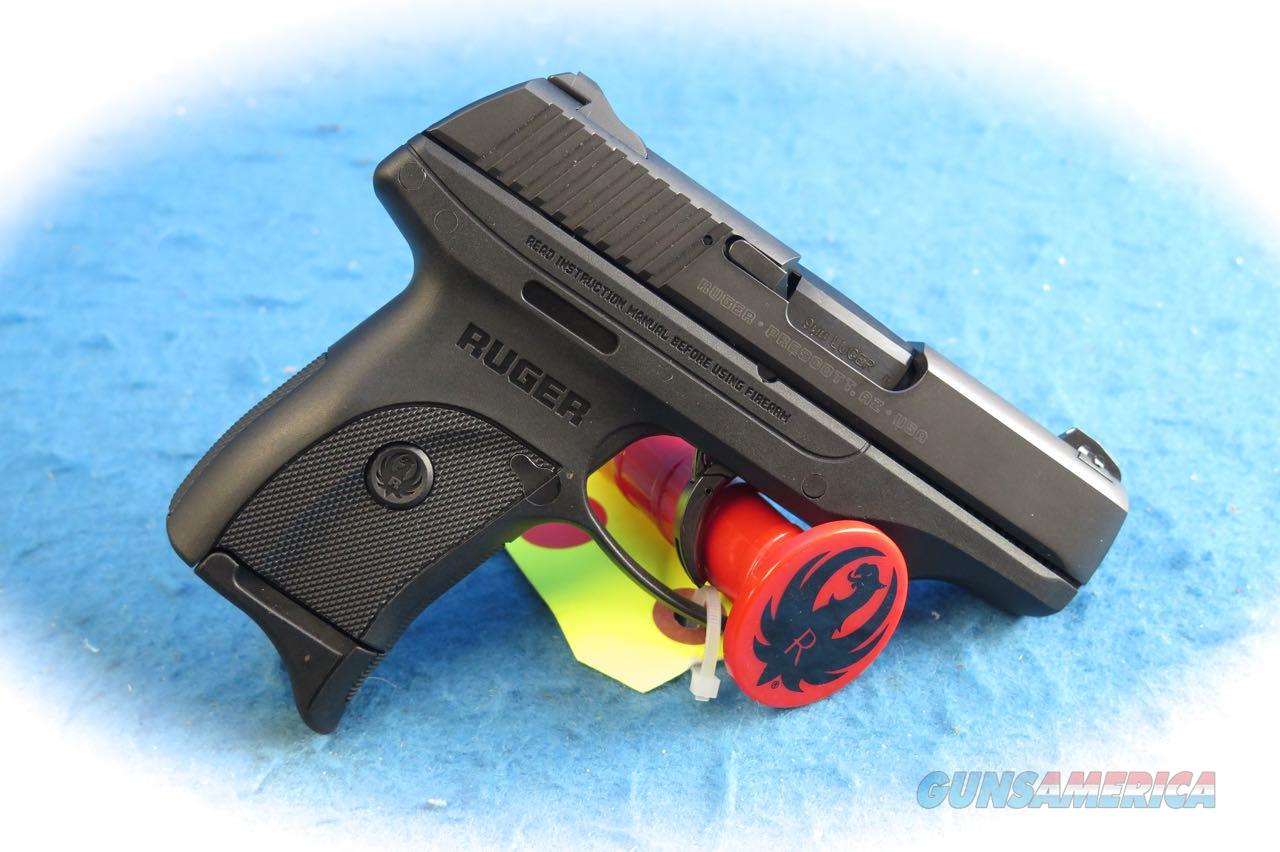 Ruger LC9s 9mm Semi Auto Pistol w/Thumb Safety Model 3235 **New**  Guns > Pistols > Ruger Semi-Auto Pistols > LC9
