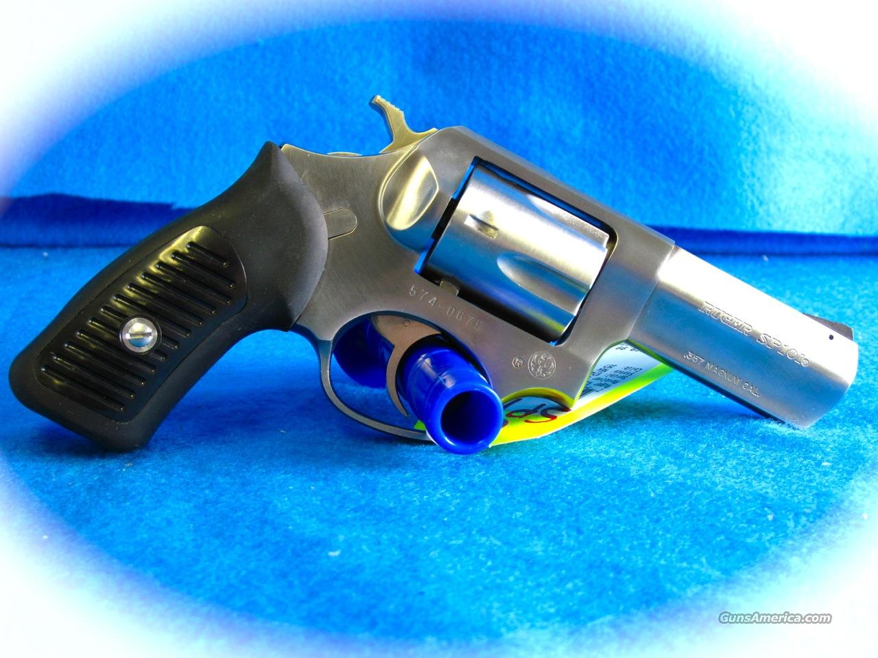 Ruger SP101 357 Magnum SS Revolver**NEW**  Guns > Pistols > Ruger Double Action Revolver > SP101 Type