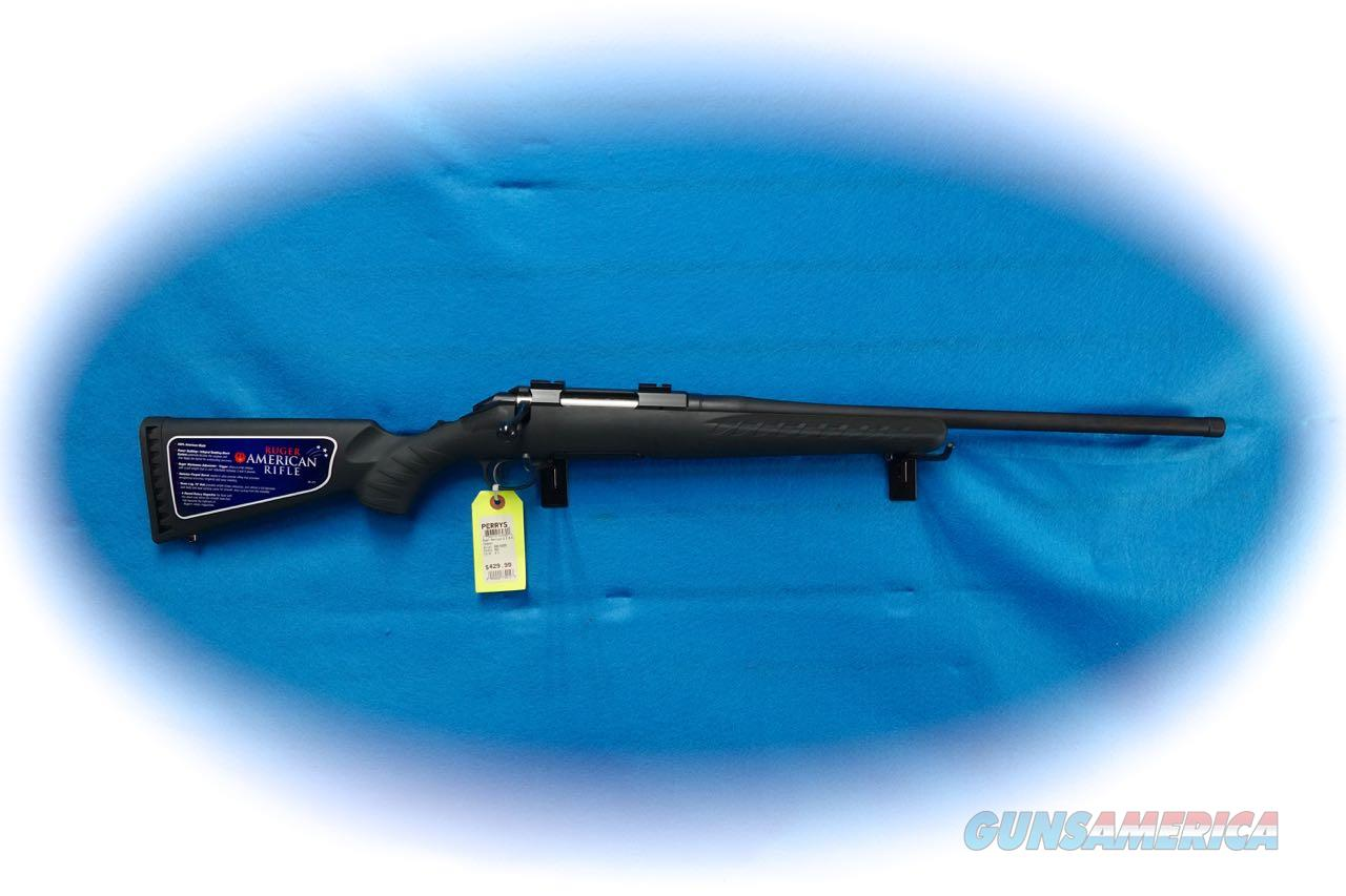 Ruger American Compact Bolt Action Rifle 6.5 Creedmoor Cal Model 16980 **New**  Guns > Rifles > Ruger Rifles > American Rifle