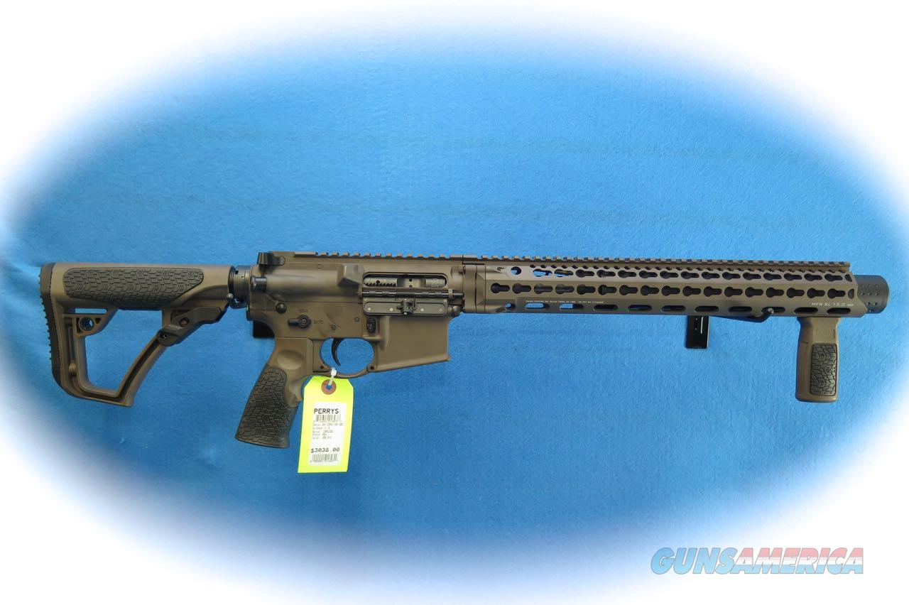 Daniel Defense DDM4 ISR .300 BlkOut Carbine W/ Suppressor (NFA) Model 02-103-02041 **New**   Guns > Rifles > Daniel Defense > Complete Rifles