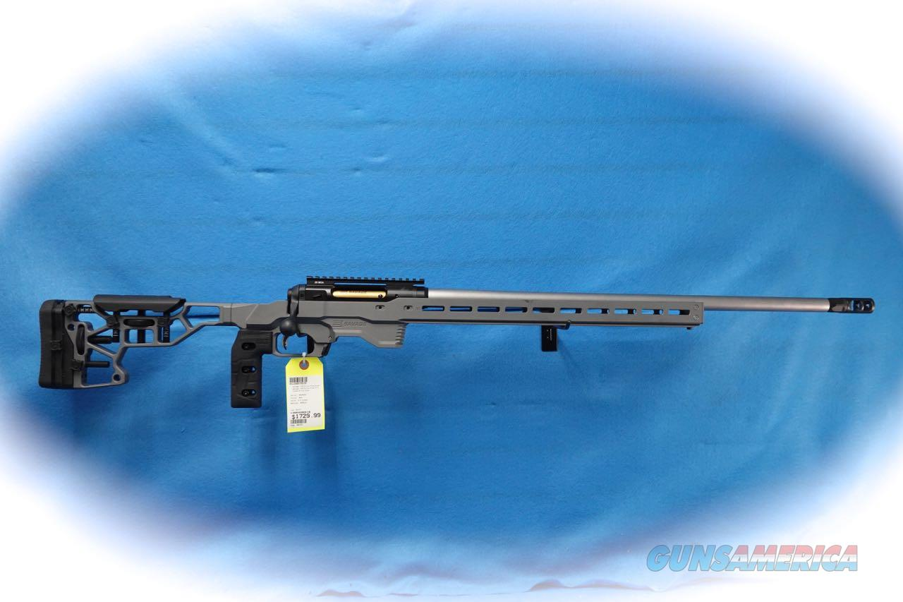 Savage 110 Elite Precision Bolt Action Rifle 6.5 Creedmoor #57557 **New**  Guns > Rifles > Savage Rifles > 10/110