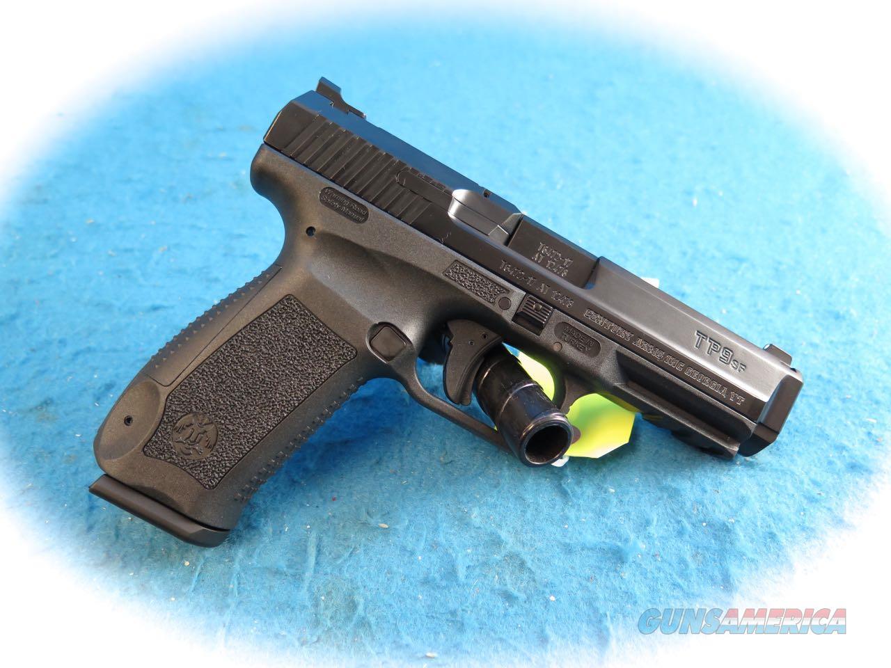 Canik TP-9 SF 9mm Semi Auto Pistol **New**  Guns > Pistols > Canik USA Pistols