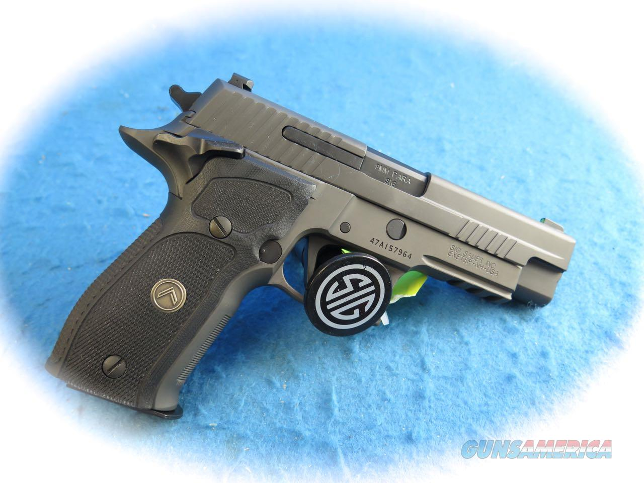 Sig Sauer P226 Legion SAO 9mm Semi Auto Pistol **New**  Guns > Pistols > Sig - Sauer/Sigarms Pistols > P226