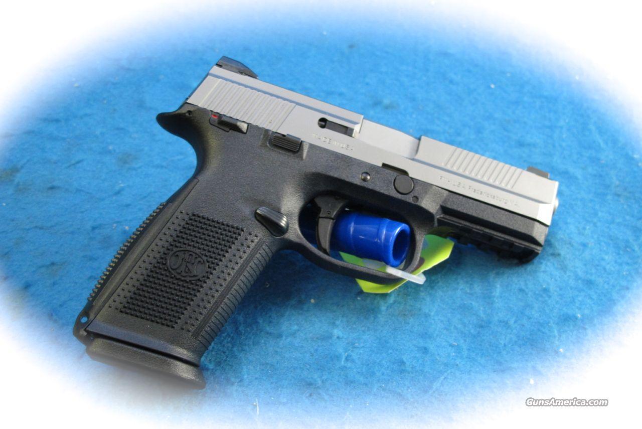 **SALE!!** FNH FNS-9 9mm Semi Auto Pistol **New**  Guns > Pistols > FNH - Fabrique Nationale (FN) Pistols > FNP