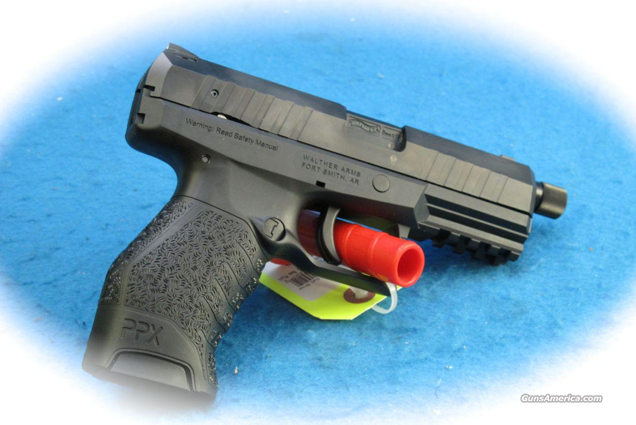 **SALE!!** Walther PPX SD 9mm Semi Auto Pistol w/TB **New**  Guns > Pistols > Walther Pistols > Post WWII > PPS