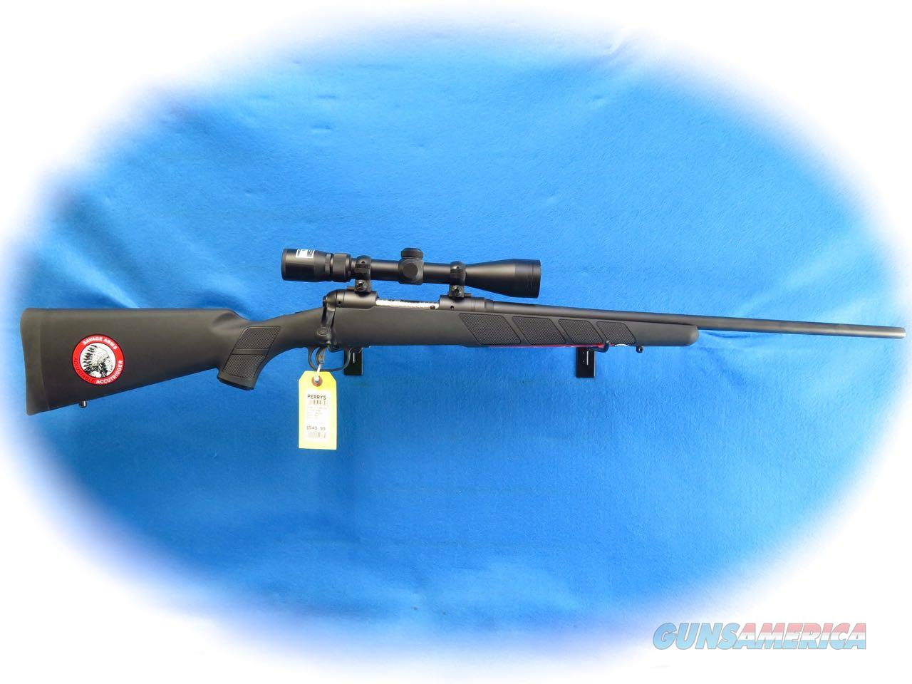 Savage Model 11 Trophy Hunter Bolt Action Rifle/Scope Pkg .243 Win  **New  Guns > Rifles > Savage Rifles > 11/111