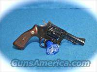 Smith & Wesson Model 51 22 Magnum 3.5 inch bbl Blue **USED**  Guns > Pistols > Smith & Wesson Revolvers > Pocket Pistols
