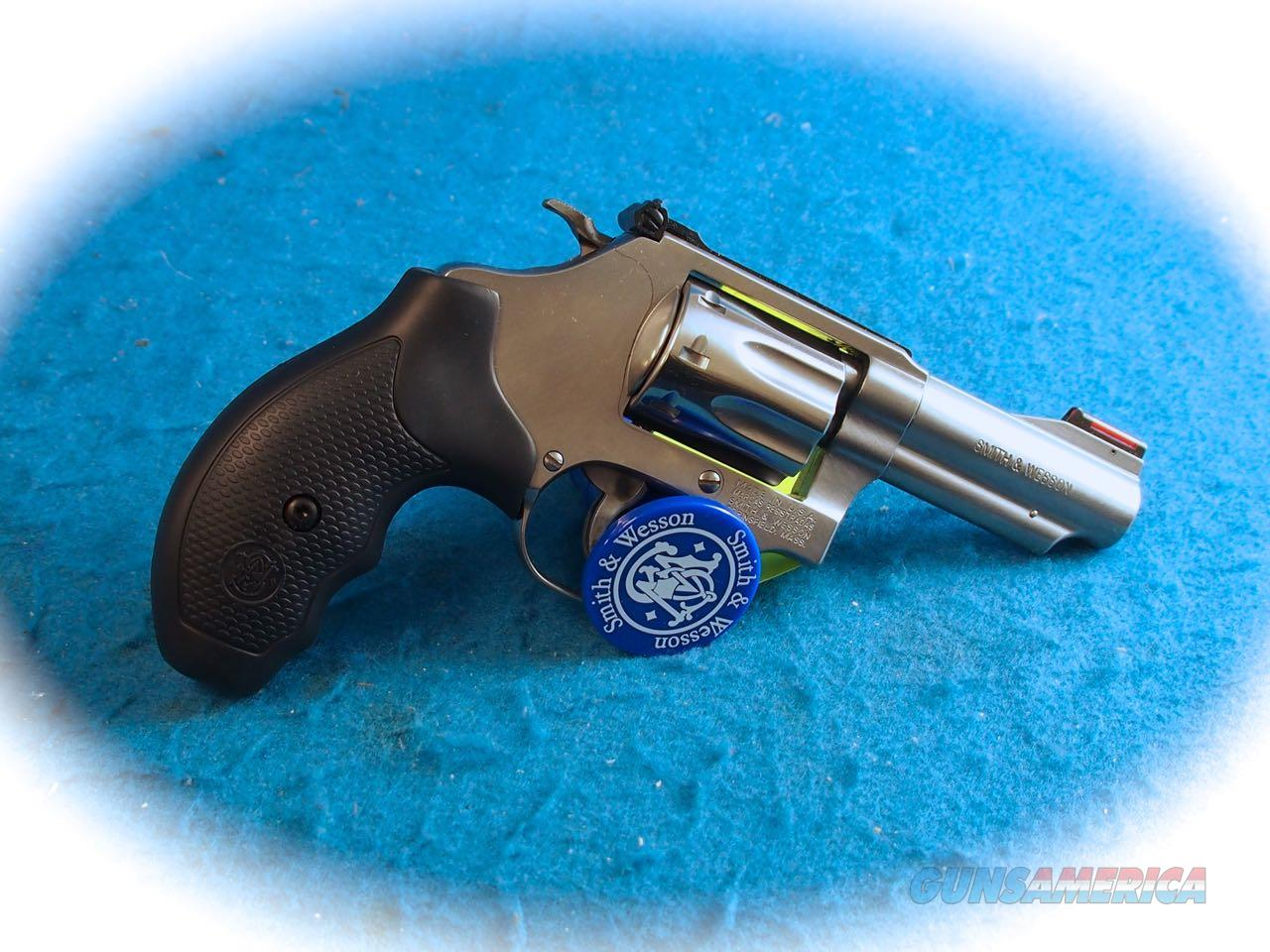 Smith & Wesson Model 63 .22 LR Revolver SS Model 162634 **New**  Guns > Pistols > Smith & Wesson Revolvers > Full Frame Revolver