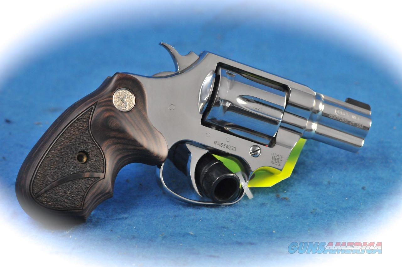 Colt Bright Cobra SS Revolver .38 Spl Cal **New**  Guns > Pistols > Colt Double Action Revolvers- Modern