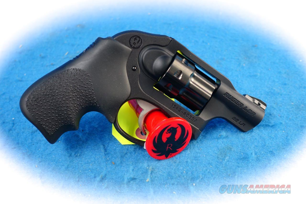 Ruger LCR .22 LR Revolver Model 5410 **New**  Guns > Pistols > Ruger Double Action Revolver > LCR