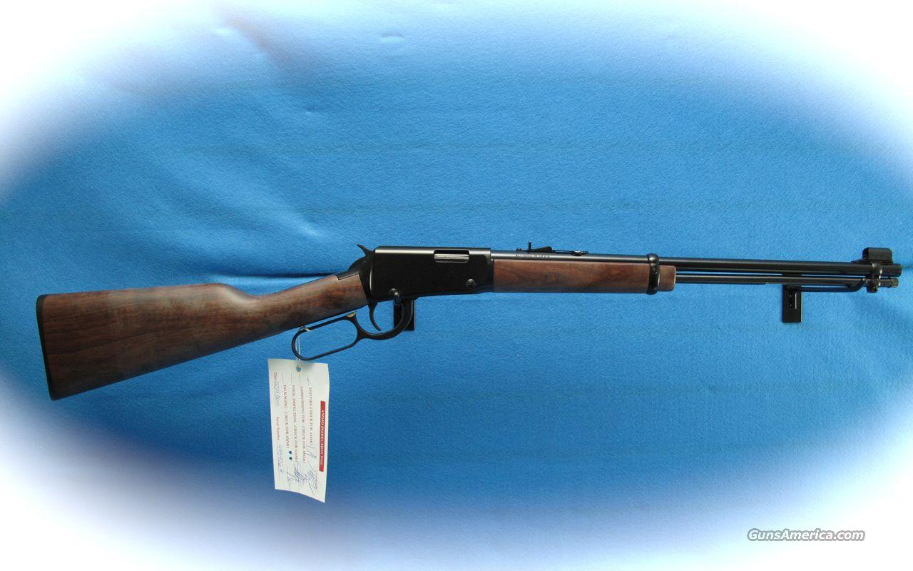 Henry Repeating Arms Model H001 22 Lever Action Rifle **NEW**  Guns > Rifles > Henry Rifles - Replica