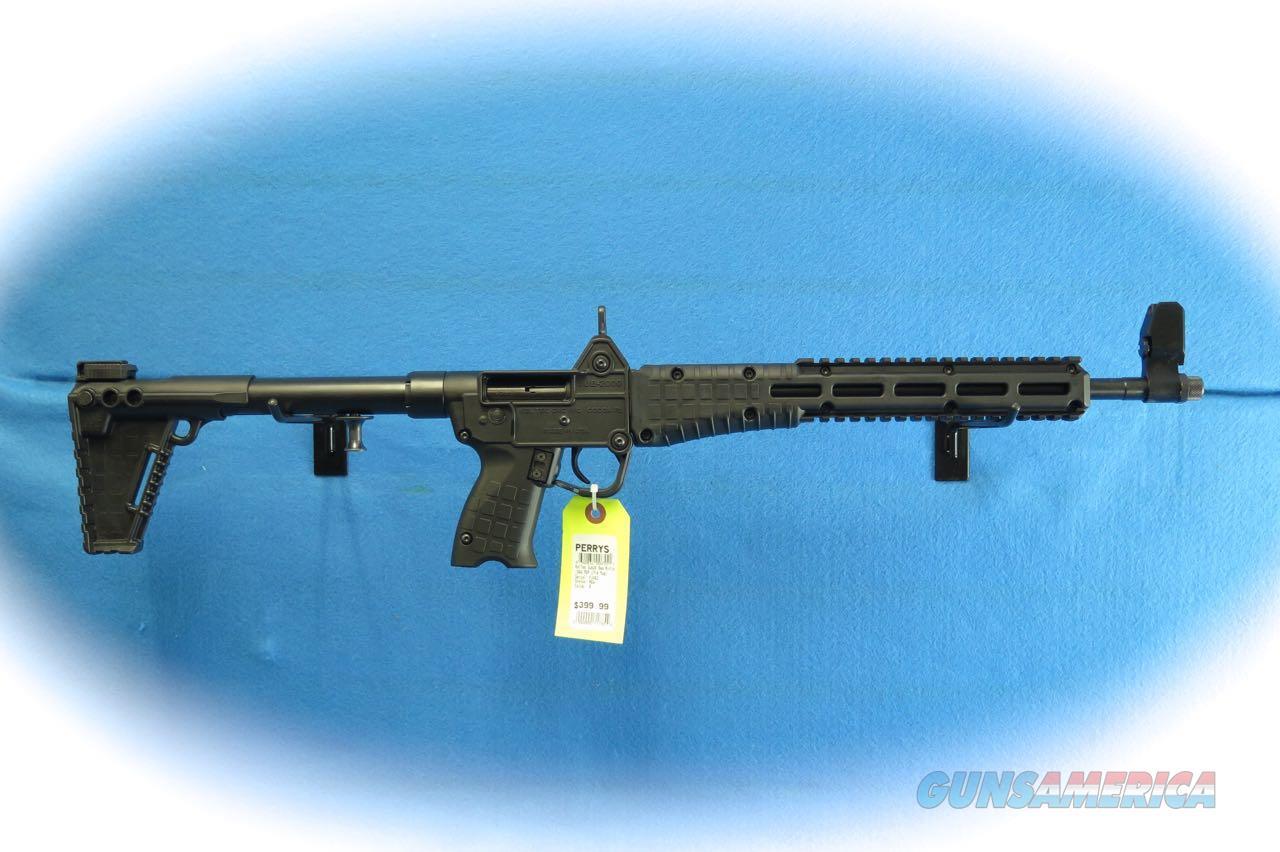 Kel-Tec Sub-2000 9mm Semi Auto Rifle S&W M&P Variant **New**  Guns > Rifles > Kel-Tec Rifles