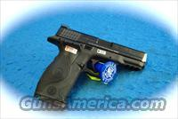 Smith & Wesson M&P9 Crimson Trace 9mm Pistol **New**  Guns > Pistols > Smith & Wesson Pistols - Autos > Polymer Frame