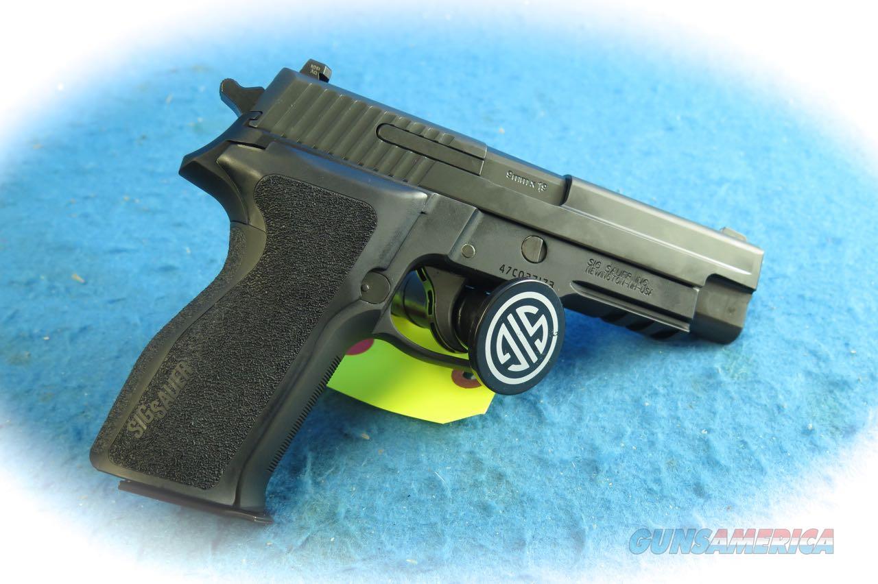 Sig Sauer P226 Nitron Finish 9mm Pistol Model E26R-9-BSS **New**  Guns > Pistols > Sig - Sauer/Sigarms Pistols > P226