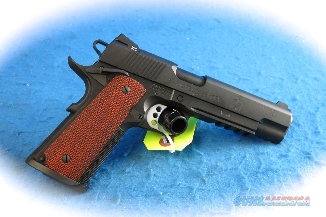 Poor Service from Springfield-Armory Custom Shop/ Dave Williams