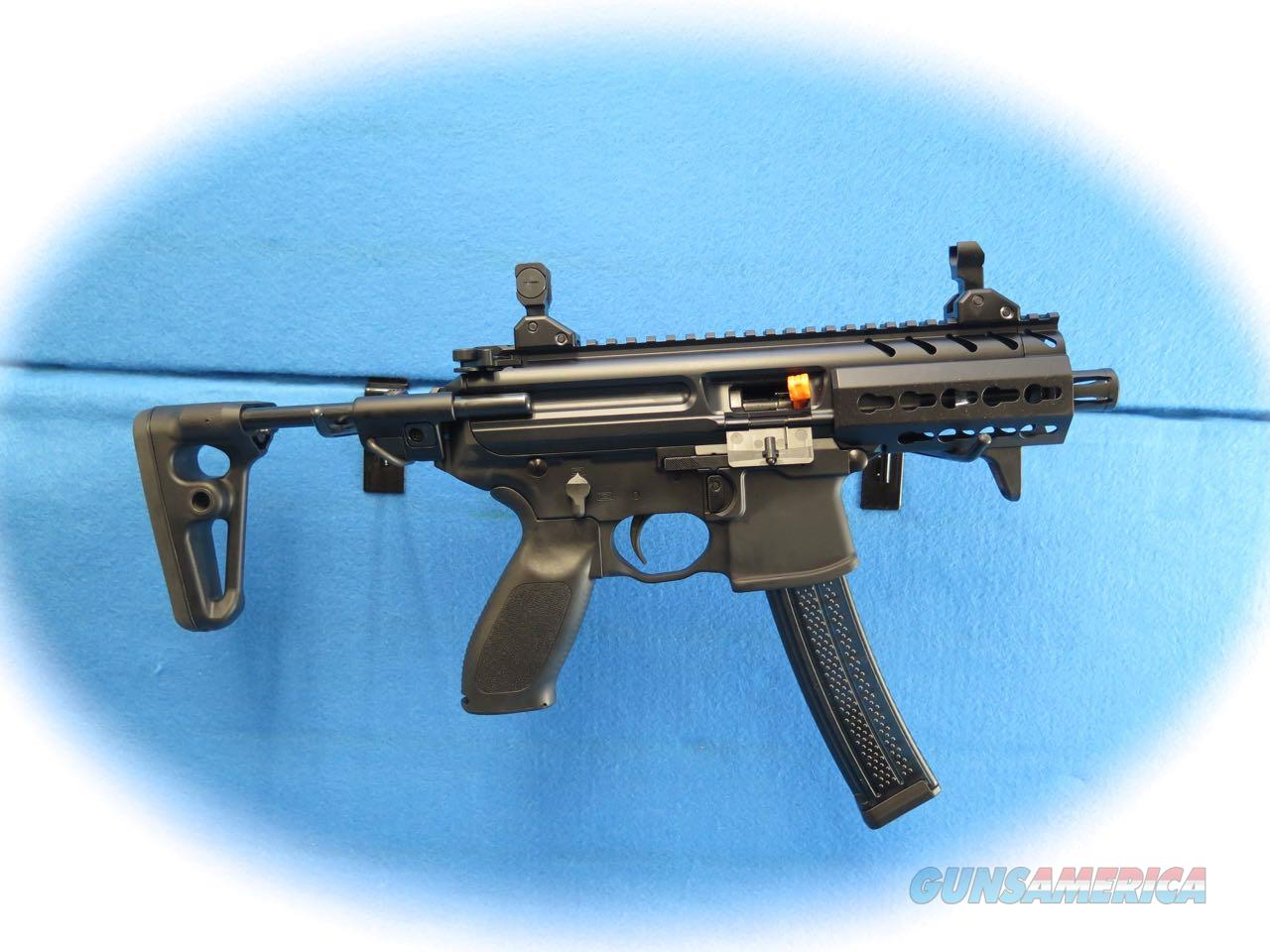 "Sig Sauer MPX 9mm SBR 4.5 Inch BBL  ""NFA Firearm"" **New**  Guns > Rifles > Sig - Sauer/Sigarms Rifles"