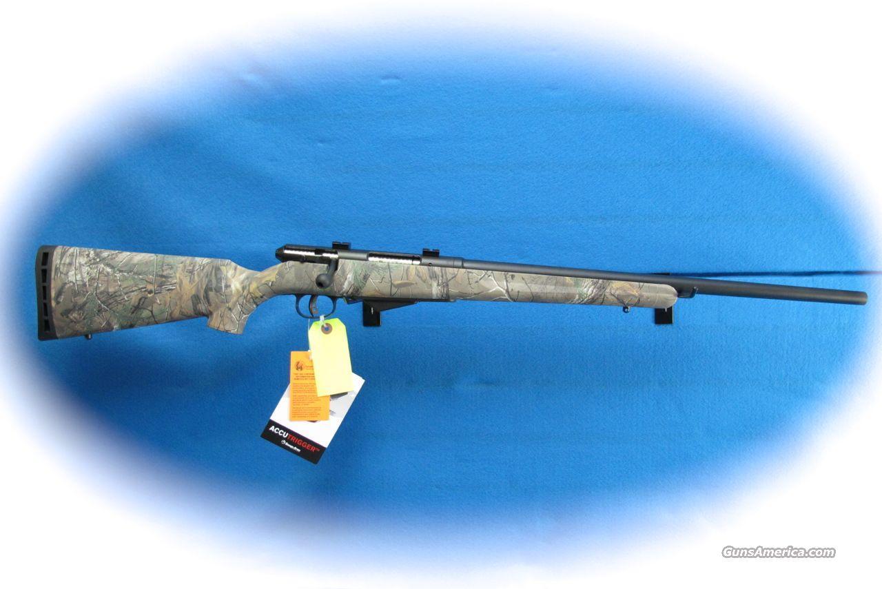 **SALE!!** Savage 25 Walking Varminter Camo Bolt Action Rifle .22 Hornet  Guns > Rifles > Savage Rifles > Accutrigger Models > Sporting