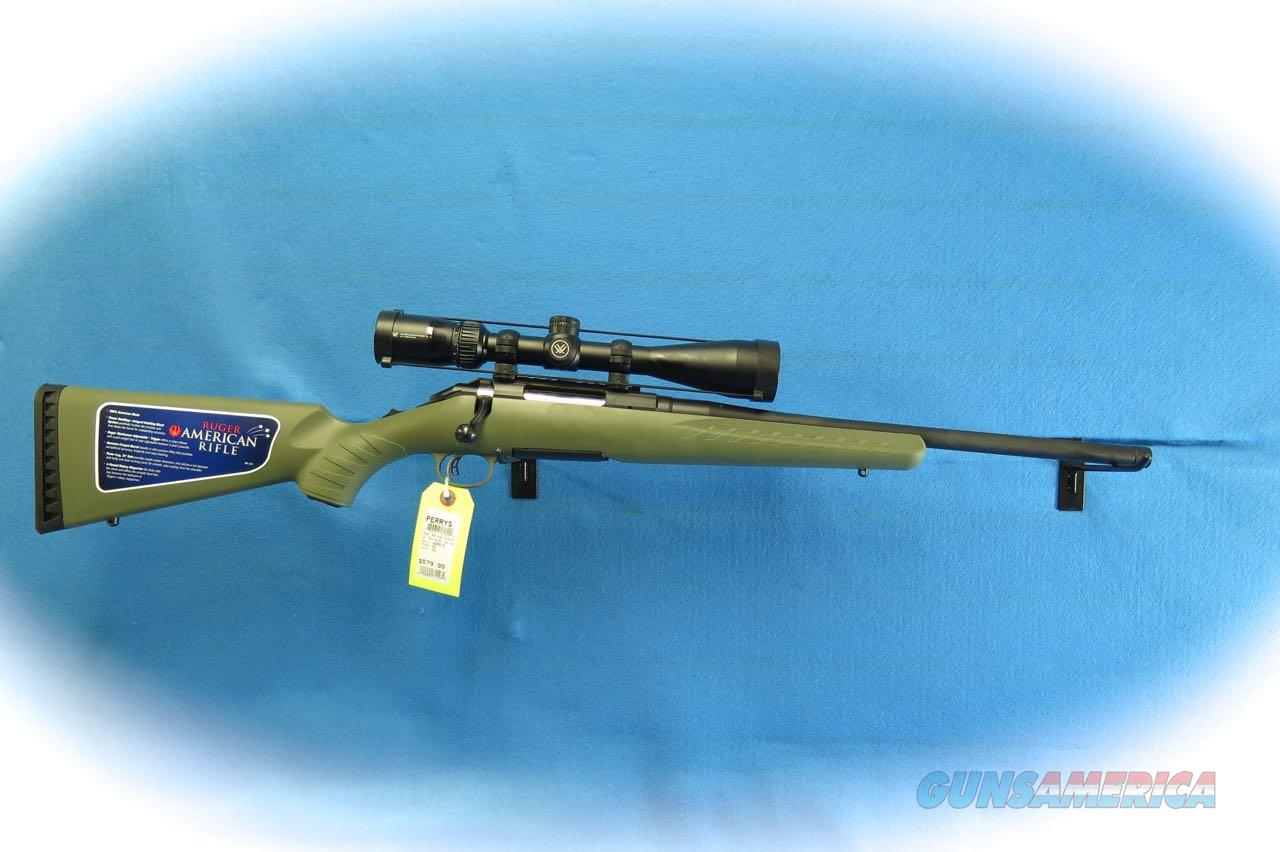 Ruger American .308 Win Predator Bolt Action Rifle/Scope Pkg**New**  Guns > Rifles > Ruger Rifles > American Rifle