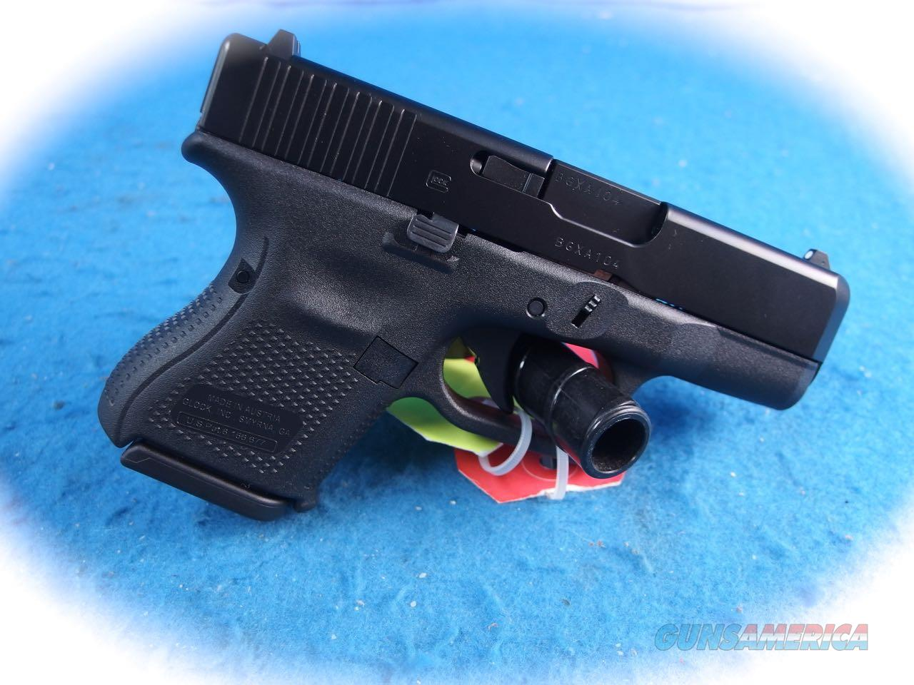 Glock Model 26 Gen 5 9mm Sub-Compact Pistol **New**  Guns > Pistols > Glock Pistols > 26/27