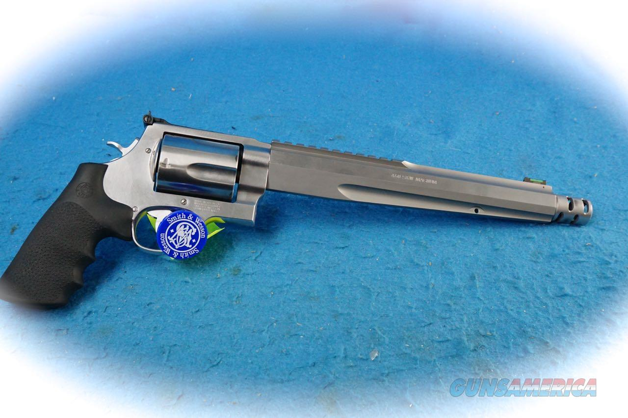 Smith & Wesson Performance Center 460XVR Revolver .460 S&W Mag Cal **Used**  Guns > Pistols > Smith & Wesson Revolvers > Full Frame Revolver