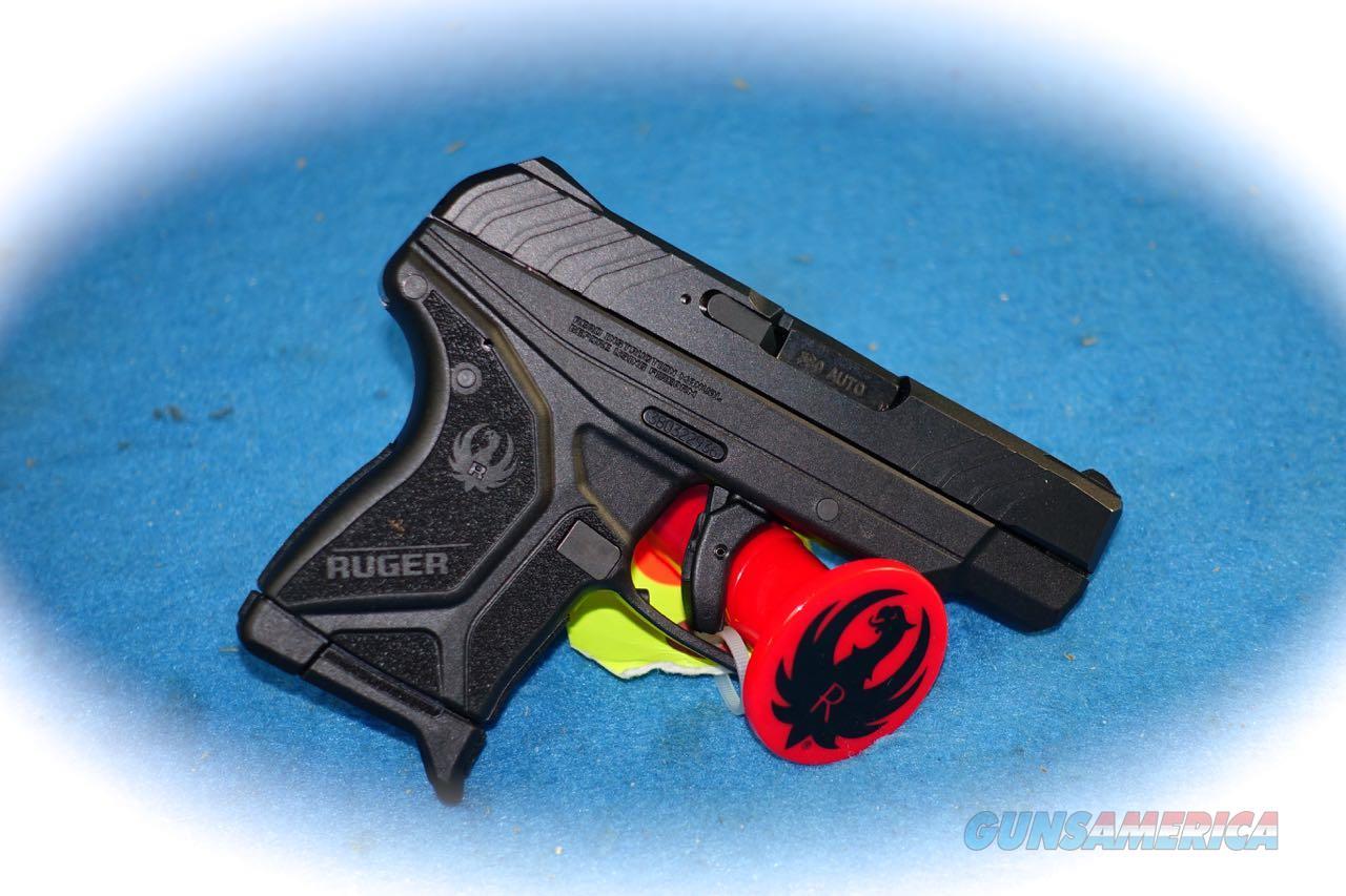 Ruger LCP II .380 ACP Pistol Model 3750 **New**  Guns > Pistols > Ruger Semi-Auto Pistols > LCP