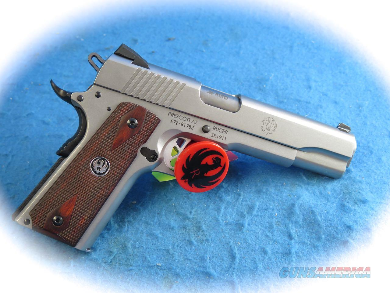 "Ruger 1911 .45 ACP Pistol SS Model 6700 **New** ""On Sale""  Guns > Pistols > Ruger Semi-Auto Pistols > 1911"