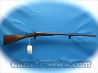 Richards 12 Ga. Double Barrel Damascus Rabbit Ear Shotgun  Guns > Shotguns > R Misc Shotguns