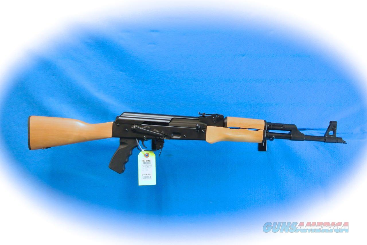Century Arms RAS47 Semi Auto Rifle 7.62x39mm Cal **New**  Guns > Rifles > Century International Arms - Rifles > Rifles