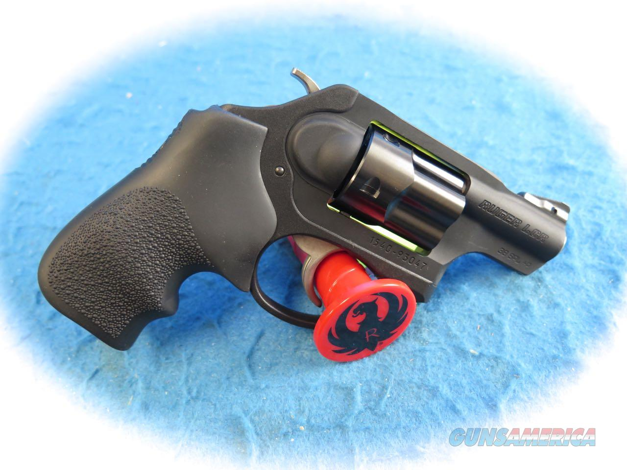 Ruger LCRX .38 Spl +P DA/SA Revolver Model 5430 **New**  Guns > Pistols > Ruger Double Action Revolver > LCR