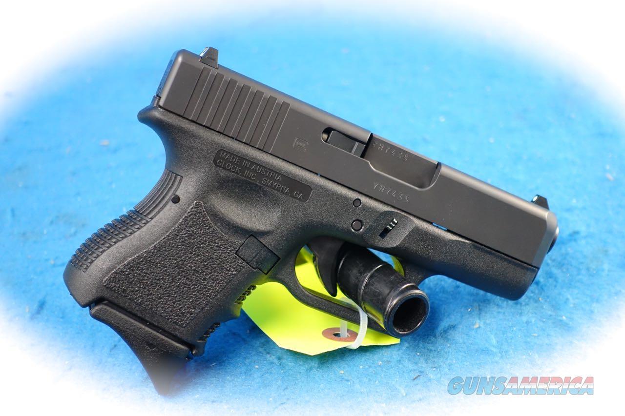 Glock Model 26 Gen4 9mm Semi Auto Pistol **Used**  Guns > Pistols > Glock Pistols > 26/27