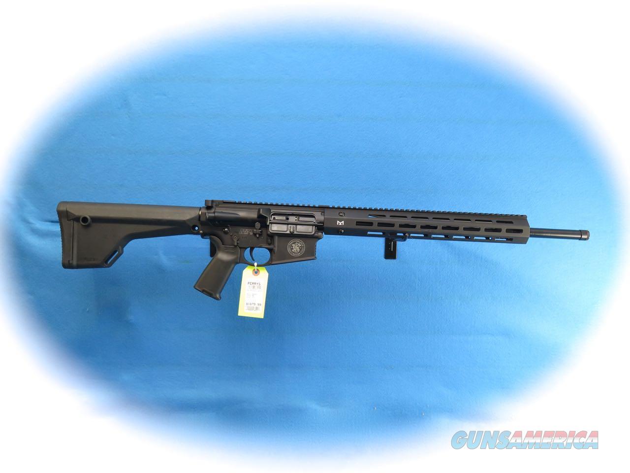 Smith & Wesson M&P10 6.5 Creedmoor PC Semi Auto Rifle SKU 10057 **New**  Guns > Rifles > Smith & Wesson Rifles > M&P