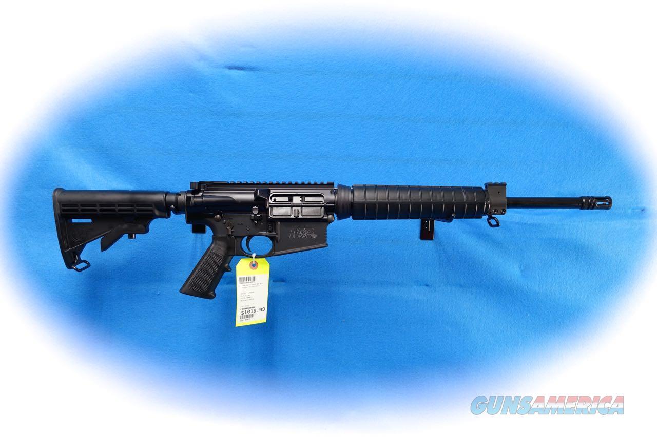 Smith & Wesson M&P10 Sport .308 Win Cal Semi Auto Rifle **New**  Guns > Rifles > Smith & Wesson Rifles > M&P