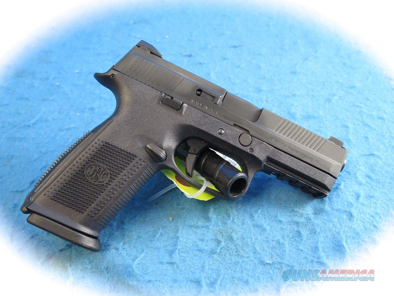 FNH Model FNS 9mm Pistol W/3 Mags **New**  Guns > Pistols > FNH - Fabrique Nationale (FN) Pistols > FNS