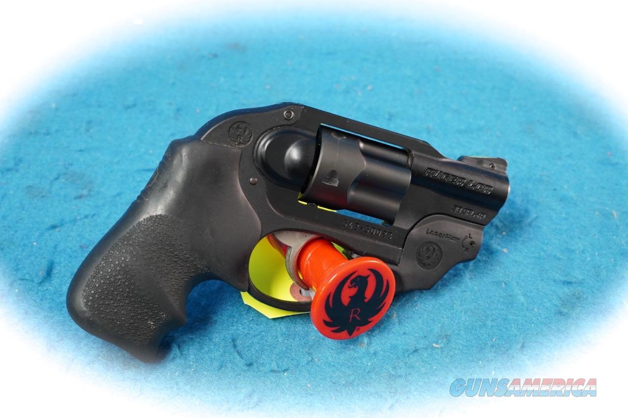 Ruger LCR .38 Special DA Revolver with Laser **Used**  Guns > Pistols > Ruger Double Action Revolver > LCR