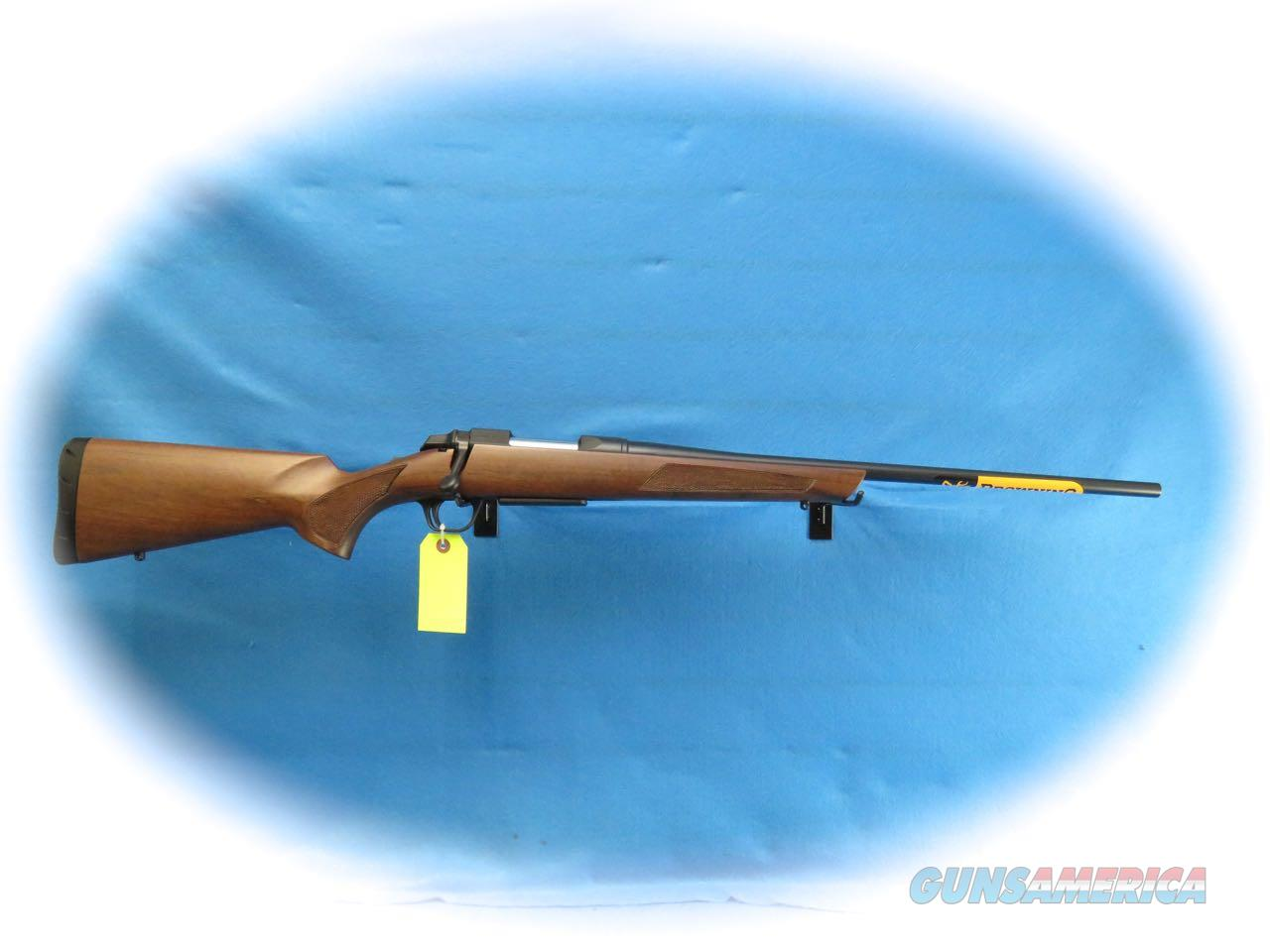 Browning A-Bolt III Hunter .243 Win Cal Bolt Action Rifle **New**  Guns > Rifles > Browning Rifles > Bolt Action > Hunting > Blue
