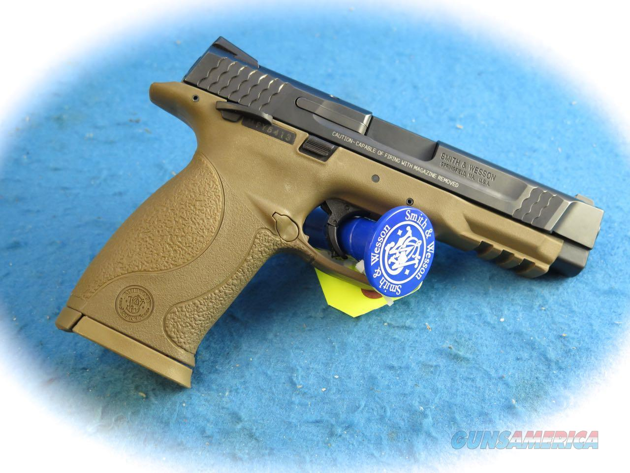 Smith & Wesson M&P45 .45 ACP Pistol **Used**  Guns > Pistols > Smith & Wesson Pistols - Autos > Polymer Frame